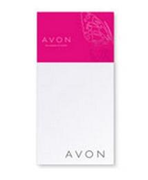 Avon заказать блокнот купить оптом косметика капус